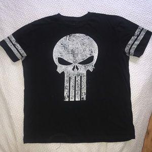"""Men's MARVEL """"Punisher"""" T-shirt"""